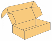 pudło fasonowe