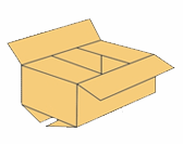 pudło klapowe